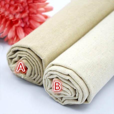 50*150 cm Leinen Baumwollgewebe Meter Patchwork Costura Tissus Sofa Quilting Sewing Textilien...