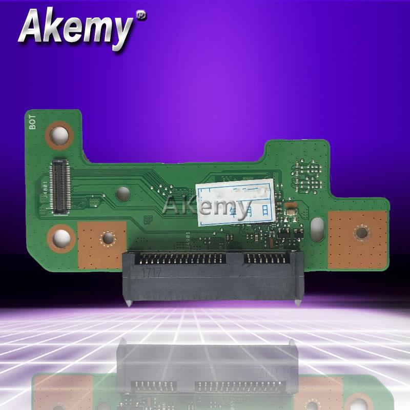 Akemy Original FOR ASUS X555QG HDD BOARD REV 2 0 Hard disk drive 100 Tested Fast
