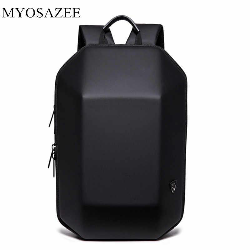 MYOSAZEE Anti Theft рюкзак для мужчин путешествия мужской сумка черный  Творческий чужой повседневное ноутбука Рюкзаки для 02463b016da