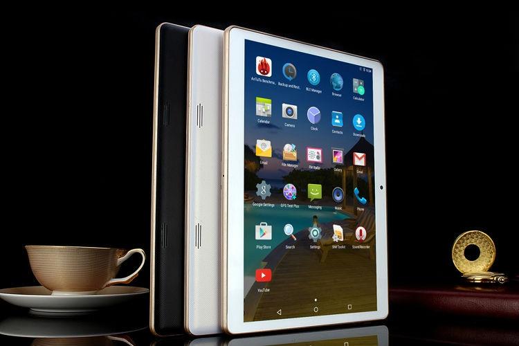 10 לוח אינץ 1280X800 IPS 8 אוקטה ליבות 4GB ram ROM 128GB 3G mtk6592 הכפול כרטיס ה-SIM טלפון אנדרואיד Tablet PC GPS מיני 5.1
