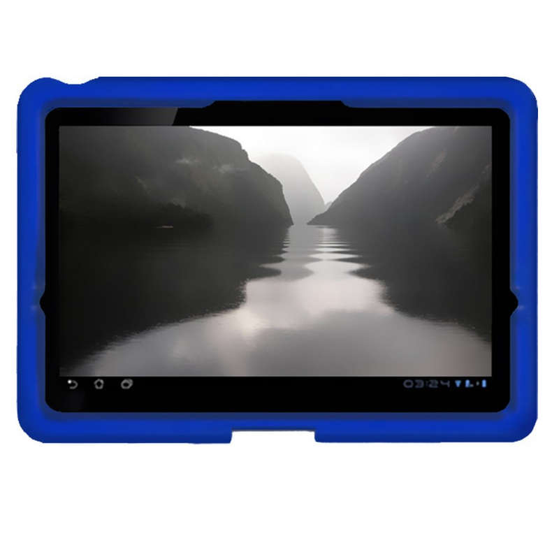 MingShore Rugged Silicone Tablet Cover Case For Asus TF700T 10.1in Shockproof Cover For ASUS Transformer Infinity TF700T Tablet планшет asus transformer infinity tf701t в алматы