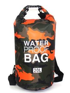 Backpack Bucket Rafting-Bag River-Tracing Outdoor Sport Waterproof Camouflage Swiming
