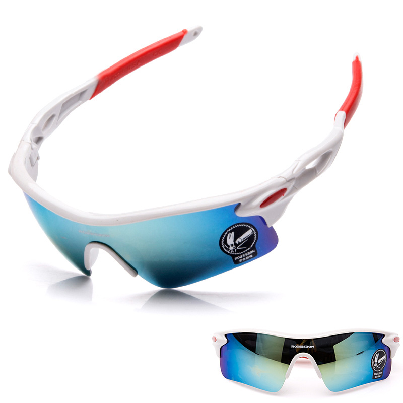 Ultraviolet-proof-blue-yellow-multi-gray-specs-spectacles-Anti-UV-cycling-glasses-sunglasses-UV-protection-goggles