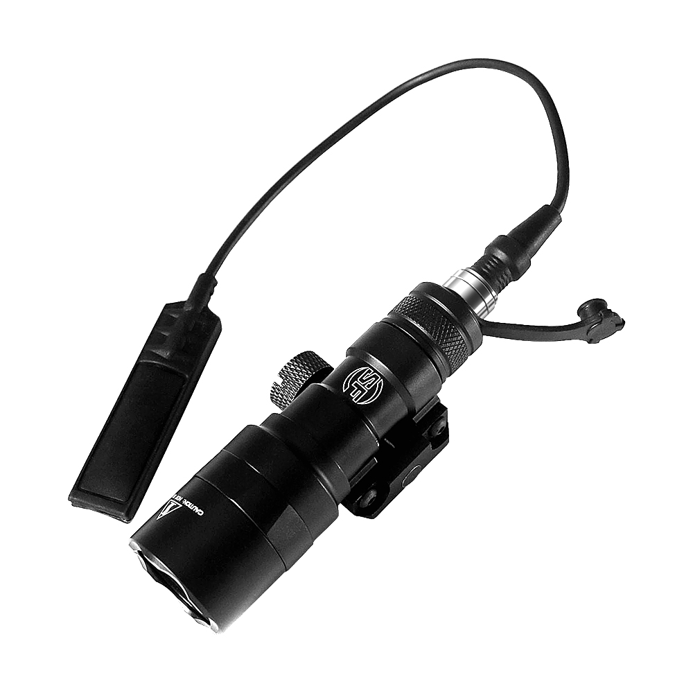 Tactical M300B Mini Scout Light Tactical Rail Light Outdoor Rifle Hunting  400 Lumen Flashlight Constant / Momentary Output