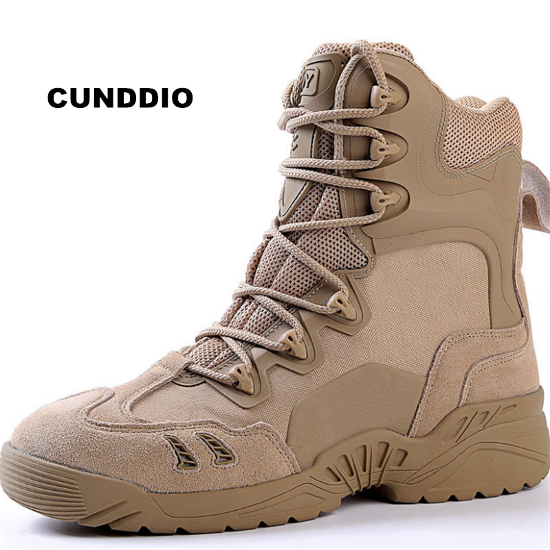 canvas boots men Outdoor sneakers men casual shoes men Warrior combat boots Military Army Ankle Boots tenis masculino adulto