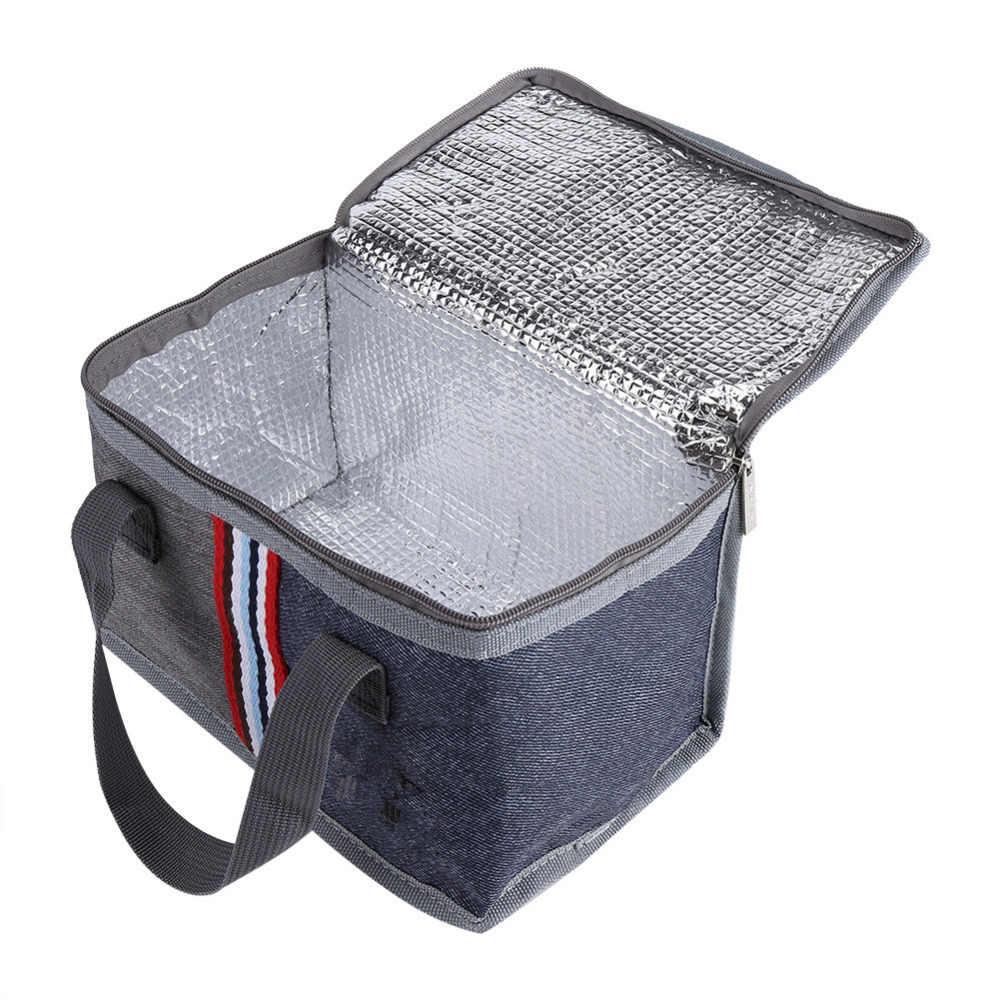 Isolamento Térmico Mais Frio Almoço portátil Saco Caso Caixa De Armazenamento De Alimentos Alimentos Almoço Sacos de Piquenique