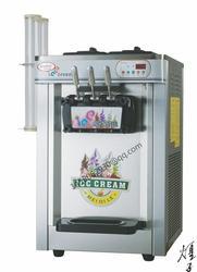Alibaba автоматической очистки системы мягкий Мороженое машина производитель