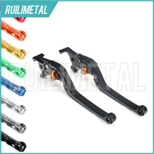 Adjustable Long Folding Clutch Brake Levers for BMW R 1200 GS  Adventure (R12W) 14 15 16 2014 2015 2016 R1200R RS 13 2013