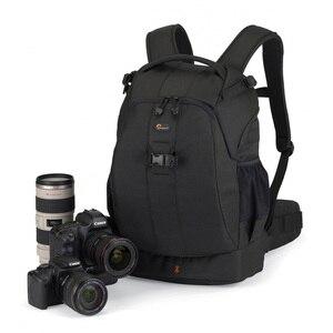 Image 2 - Großhandel Gopro Echtes Lowepro Flipside 400 AW Digital SLR Kamera Foto Tasche Rucksäcke + ALLE Wetter Abdeckung Freies Verschiffen