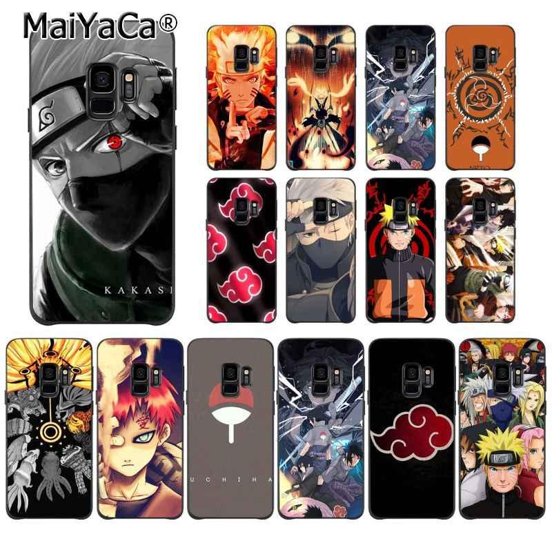 MaiYaCa 火影ナルトカカシ日本アニメ電話ケース S9 プラス S7 エッジ S6 S10Plus S10lite S10E S8 プラス