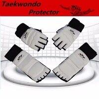 Guante de Taekwondo WTF Combates Mano Protector Aprobado Artes Marciales Deportes Protector De La Mano Guantes De Boxeo Mano Herramienta de Protección