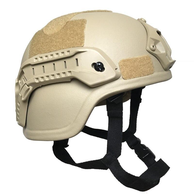 Bulletproof Helmet Military MICH2000 Tactical Combat Ballistic Helmet
