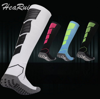 70d383bf4 20% off. Top Quality Professional Compression Anti Slip Soccer Socks Cotton  Long Football Sock Men Women Calcetines Truesox