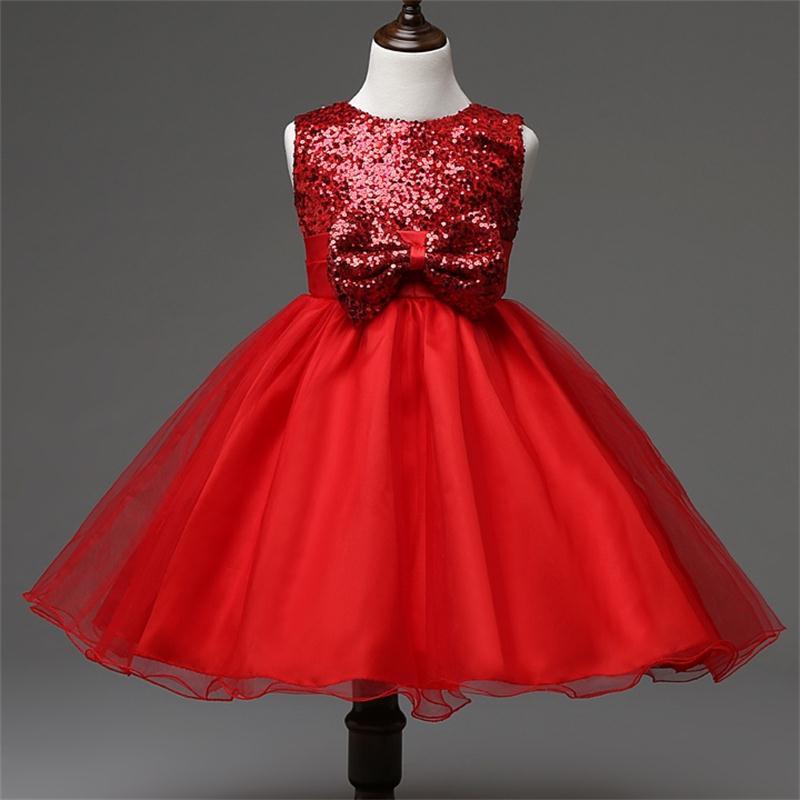 Aliexpress.com : Buy Girl Party Wear Dress 2017 New Designs Kids ...