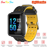 For Xiaomi Redmi S2 2 2A Note 5 4X Super Definition Large Screen Sports Smart Watch Heart Rate Blood Pressure Monitor Smatwatch