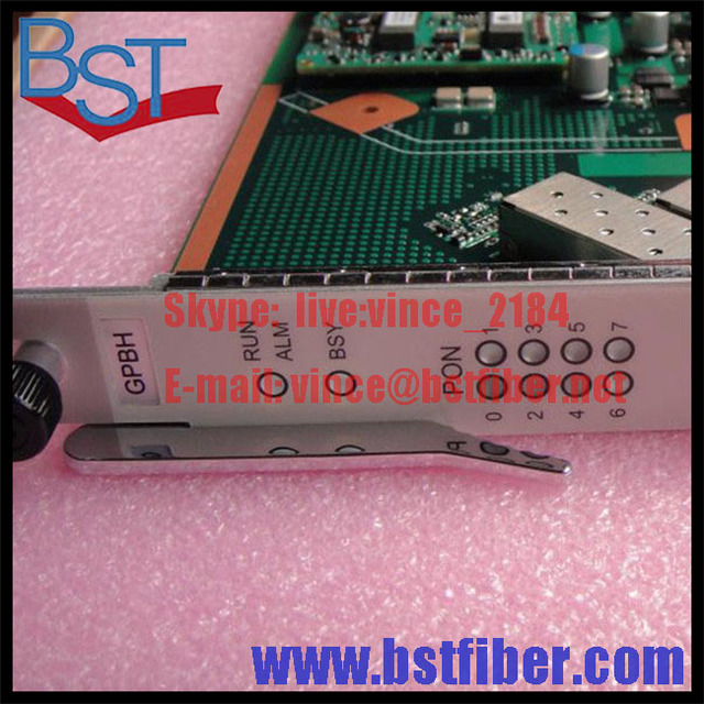 Служба закупок 1GE GPBH Класса C + 8 Порта Gigabit ОЛТ GPON Доска, С 8 шт. C + SFP, Использовать Для MA5680T MA5683T MA5608T OLT