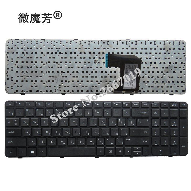 bàn phím hp gian hàng g7 2000 - Russia Keyboard FOR HP Pavilion G7-2000 G7-2100 G7-2200 G7-2300 MP-11N13SU-920W AER39701110 699146-251 RU with Border
