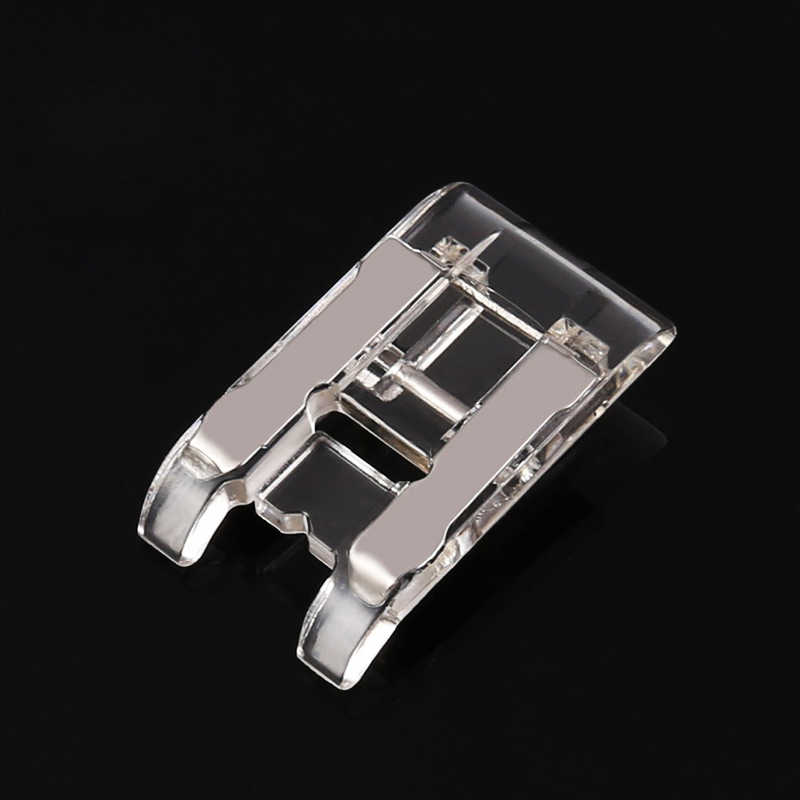 Transparent Large Opening Presser Foot Patch Embroidery Stitch Presser Foot For Brother Multi-Functional Electric Sewing Machine