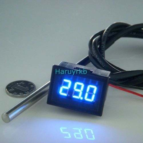 Electronic Thermometer Circuit Electronic Thermometer Led