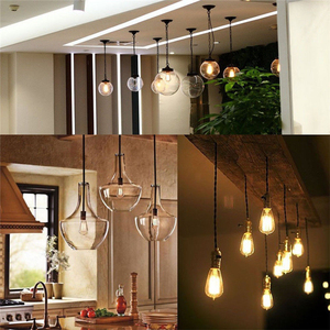 Image 5 - TSLEEN Vintage COB E27 LED Lamp Edison Lampada LED Bulb 110V 220V G45 A60 ST64 Filament Light 4W 8W 12W 16W Retro Light Ampoule