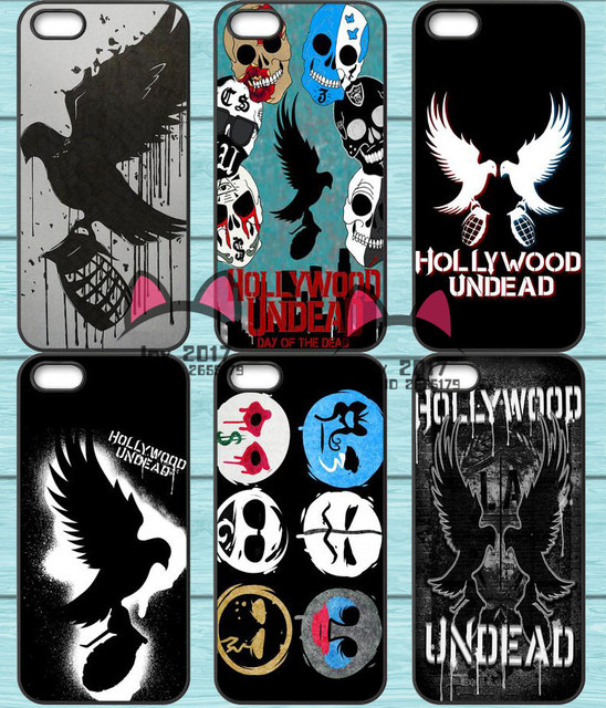 Hollywood Undead Skull Mask Phone Case For Huawei Honor 6 7 8 5A 5C 6X P6