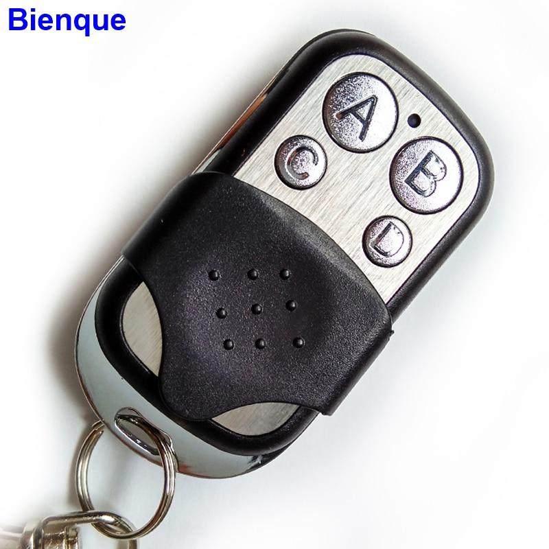 Buy portable mando garaje 433mhz remote - Mando garaje universal ...