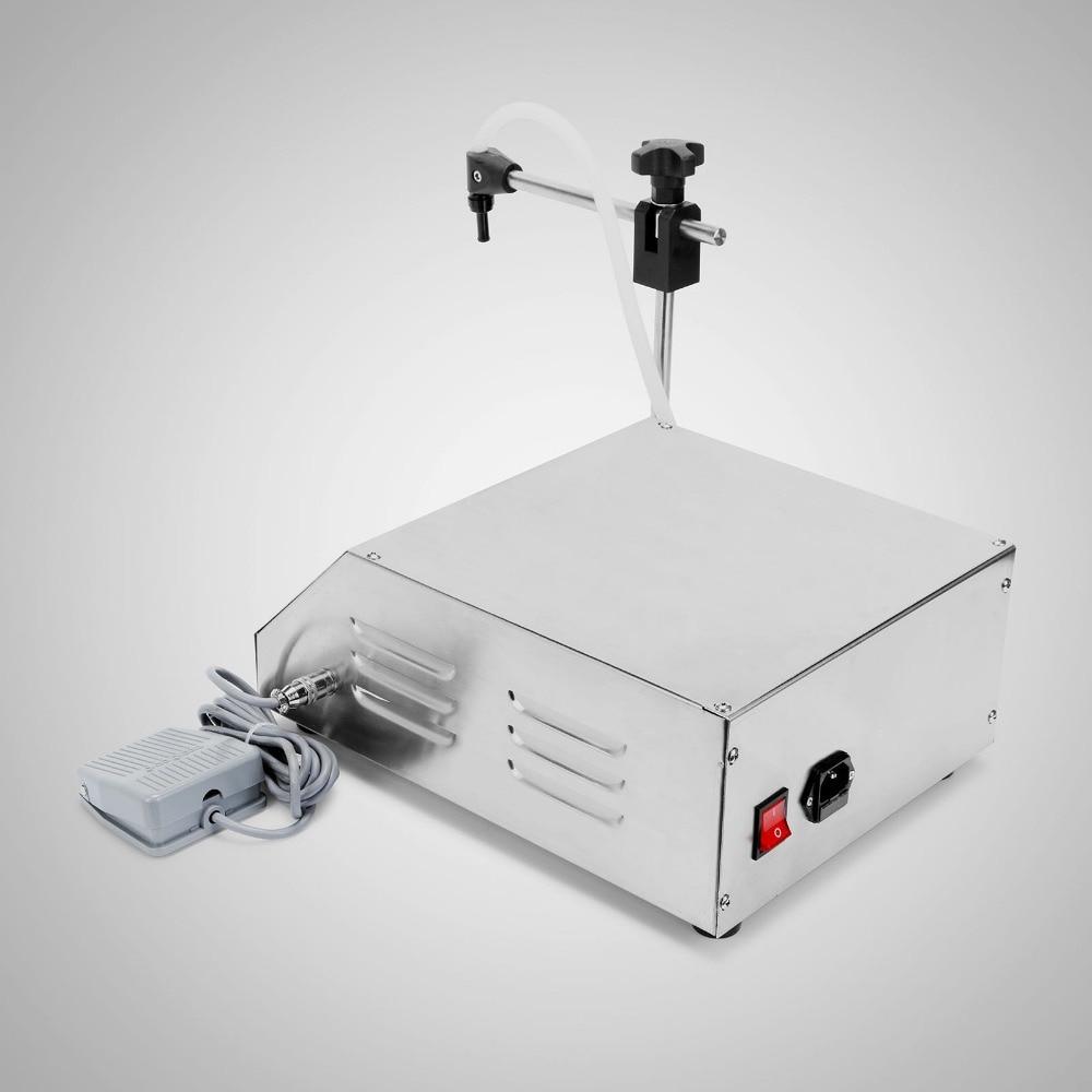 デジタル制御ポンプ飲料水液体充填機GFK-160 - 溶接機器 - 写真 4