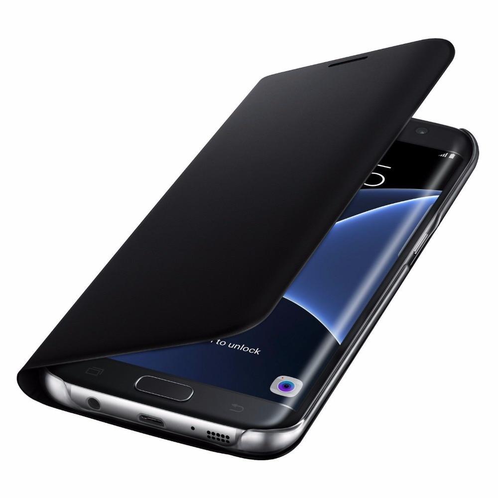 Étui Portefeuille En Cuir étui pour samsung Galaxy S8 S9 Plus S6 S7 Bord A3 A5 A7 J3 J5 J7 2016 2017 A8 Plus 2018 Slim coques de téléphone