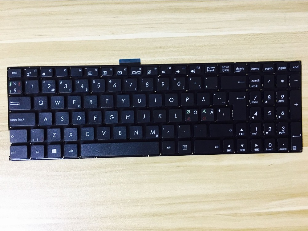 все цены на New keyboard for Asus X554LA X555LA X555LB X555LD X555LF X555LI X555LJ X555LN X555LP DANISH/FINNISH layout