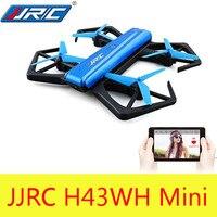 JJR/C jjrc H43WH Mini Foldable RTF RC Selfie Drone BNF WiFi FPV 720P HD Drones Remote Control Toys KID Children RC