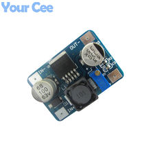 LM2576HV DC-DC Step Down Adjustable Power Supply Buck Module DC-DC 5V-60V Input 1.25V-26V Output(China)