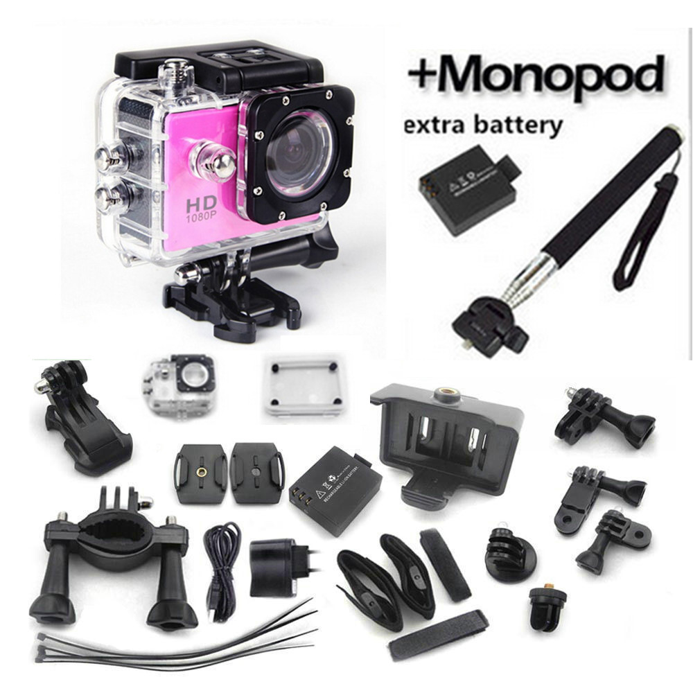 Sj4000 action camera GoPro