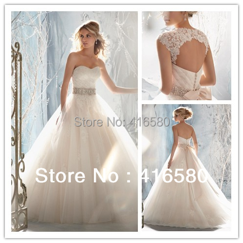 Al0639 Beautiful Ball Gown Sweetheart Neckline Ruched Bodice With Beaded Sash Belt Lace And Tulle Princess