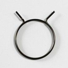 1.8 coils flat torsion spring for door lock handles outer diamter 37mm feet length 10mm