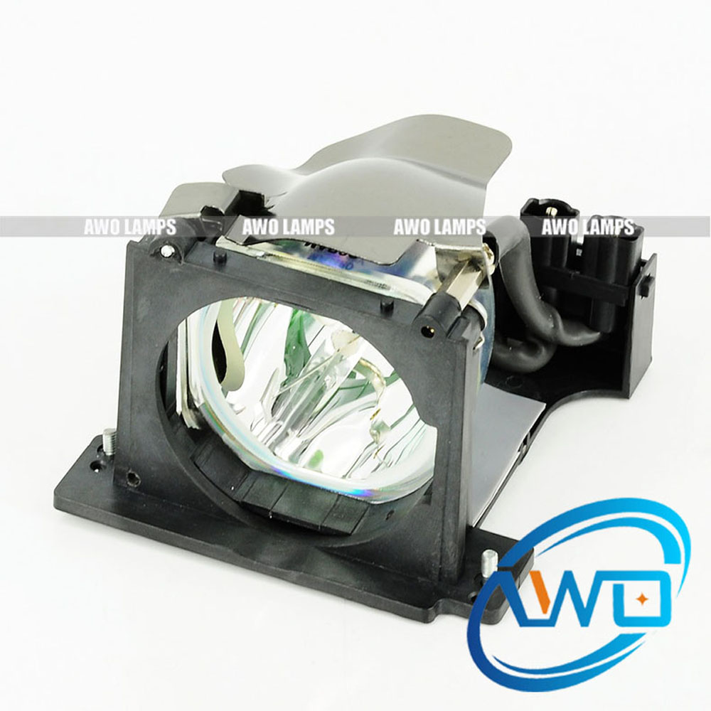 150 Day Warranty AWO EC.J0501.001 Projector Lamp Compatible Module for ACER PD110/PD110Z/PL110 awo projector lamp sp lamp 005 compatible module for infocus lp240 proxima dp2000s ask c40 150 day warranty