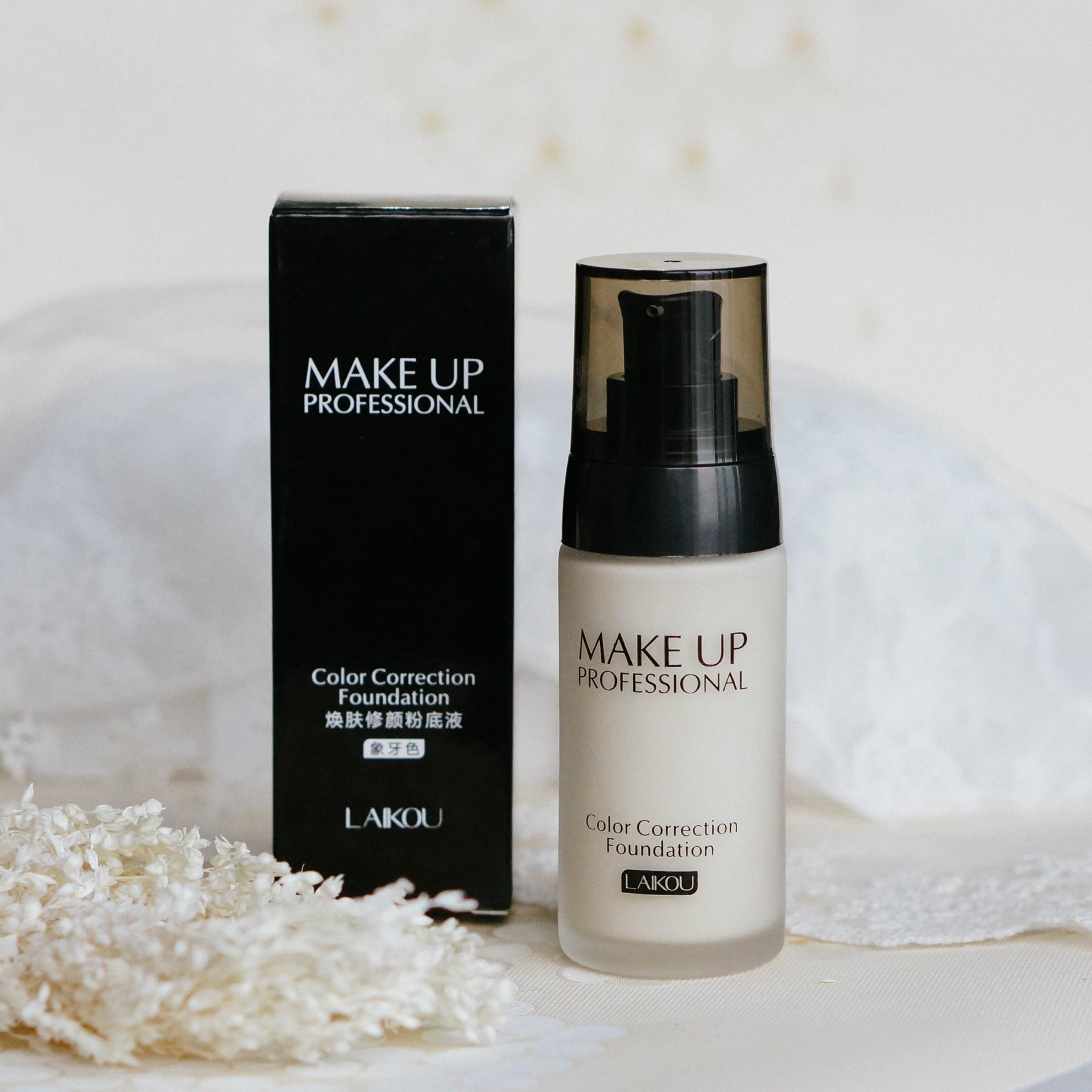 Grundlage für Frauen Make-Up Foundation Frauen Transparent
