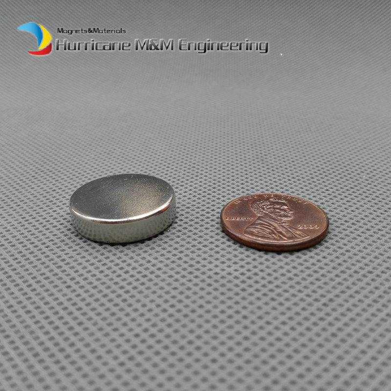 100pcs Dia. 20x5 mm High Temp. Magnet NdFeB Disc Magnet Neodymium Permanent Magnets Grade N35EH NiCuNi Plated Axially Magnetized 1 pack dia 4x3 mm jewery magnet ndfeb disc magnet neodymium permanent magnets grade n35 nicuni plated axially magnetized