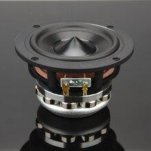HIFIDIY LIVE hifi 4,7 дюймов 4,5 ''120 мм Чистый СЧ полный частотный динамик 6OHM 50 Вт midbass громкоговоритель M4-120N