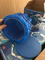Newest Ice Cube Maker Genie The Revolutionary Space Saving Ice Cube Maker Ice Genie Kitchen Tools
