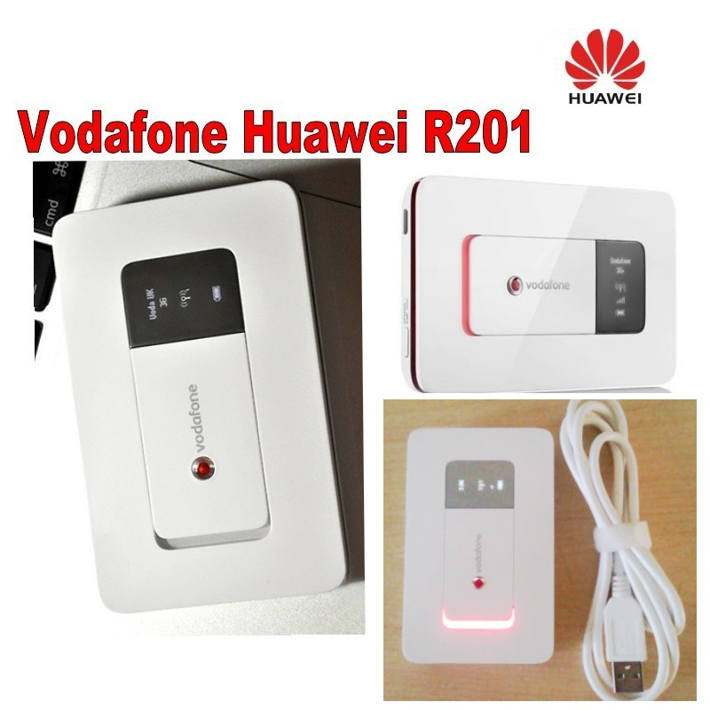 Huawei R201 3g modem / router wi-fi mobil hospot Vodafone PKR205 - Hálózati berendezések