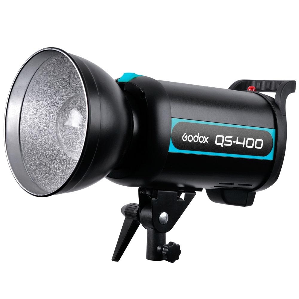 Godox QS400 400 ワット 220 V スタジオフラッシュストロボライトスタジオ Monolight ためアマチュアやプロのスタジオ写真家  グループ上の 家電製品 からの 点滅 の中 1