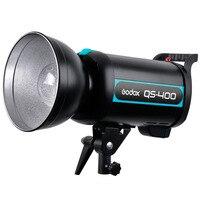 Godox QS400 400W 220V Studio Flash Strobe Light Studio Monolight for Amateurs OR Professional Studio Photographers