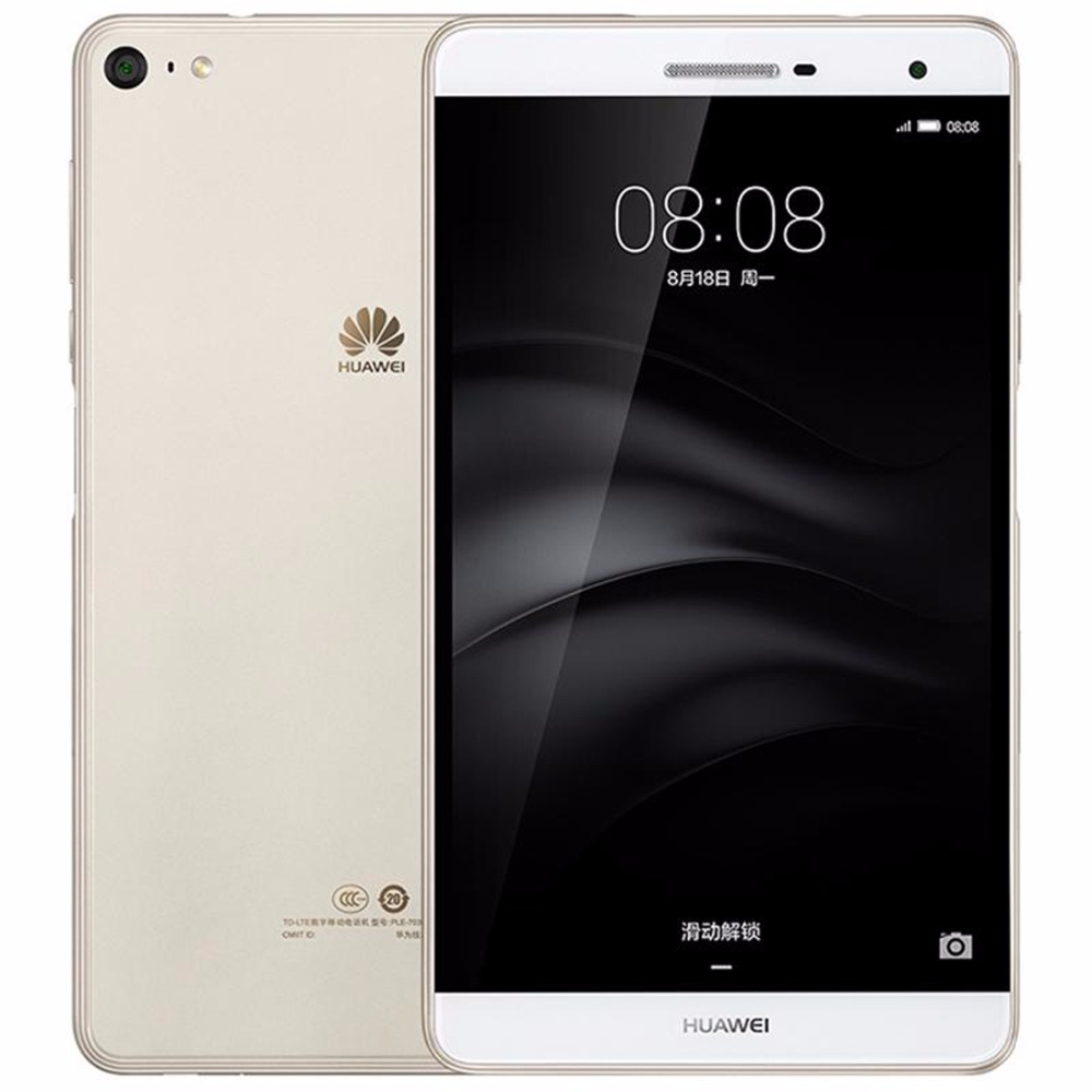 Original Huawei MediaPad M2 Youth Version 7.0 inch 3GB 32GB/ 16GB Android 5.1 Qualcomm Snapdragon 615 Octa Core Tablet PLE-703L