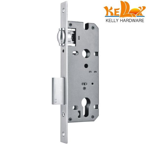 Steel Door Latch Door Hardware Door Accessories Ball Catch Mortise Lock  60x72/85mm