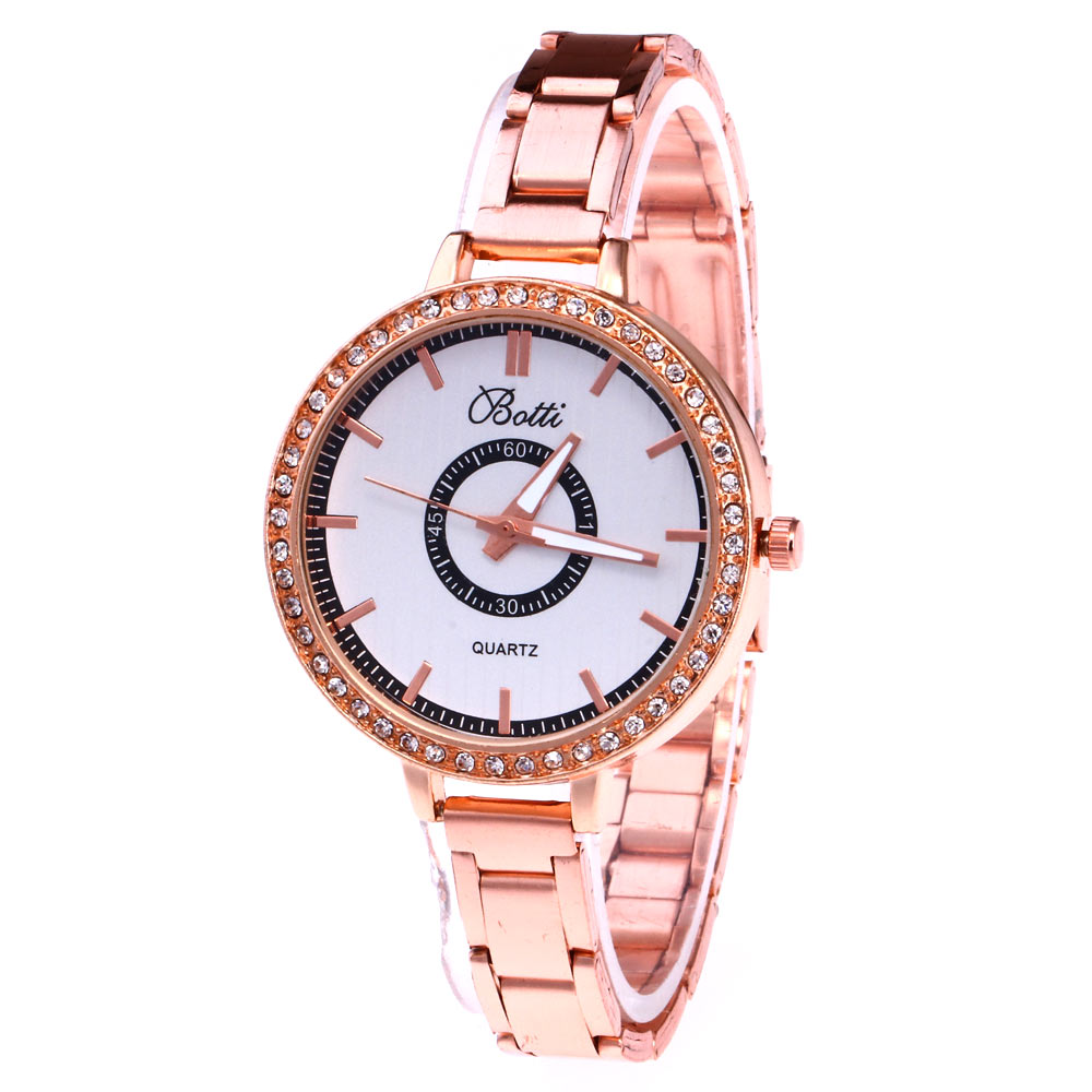 New Simple Women Watch Crystal Small Dial Clock Stainless Steel Band Quartz Watch Fashion Casual Wrist Watches LL@17 fashion quartz wrist watches casual women s watch design yoga dial leather band buckle clock female simple hour reloj mujer