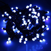 LED String Fairy Lights Indoor Outdoor Waterproof Bright Light String Strip Lamp Party Garden Decration