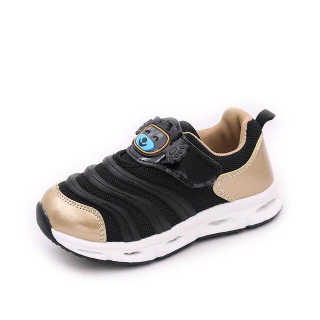 Autumn New Caterpillar Kinder Schuhe Jungen Boy Sneakers Movement