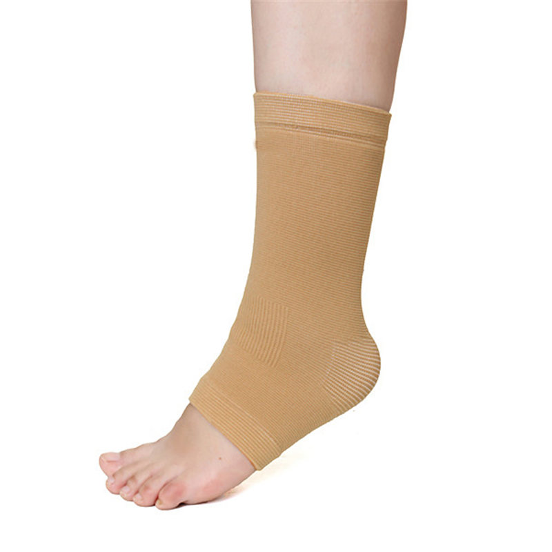 1pcs Breathable Ankle Guard Bandage Grade Compression Foot Sleeve Ankle Brace Pad Elastic Support for Band Sports Safety ...