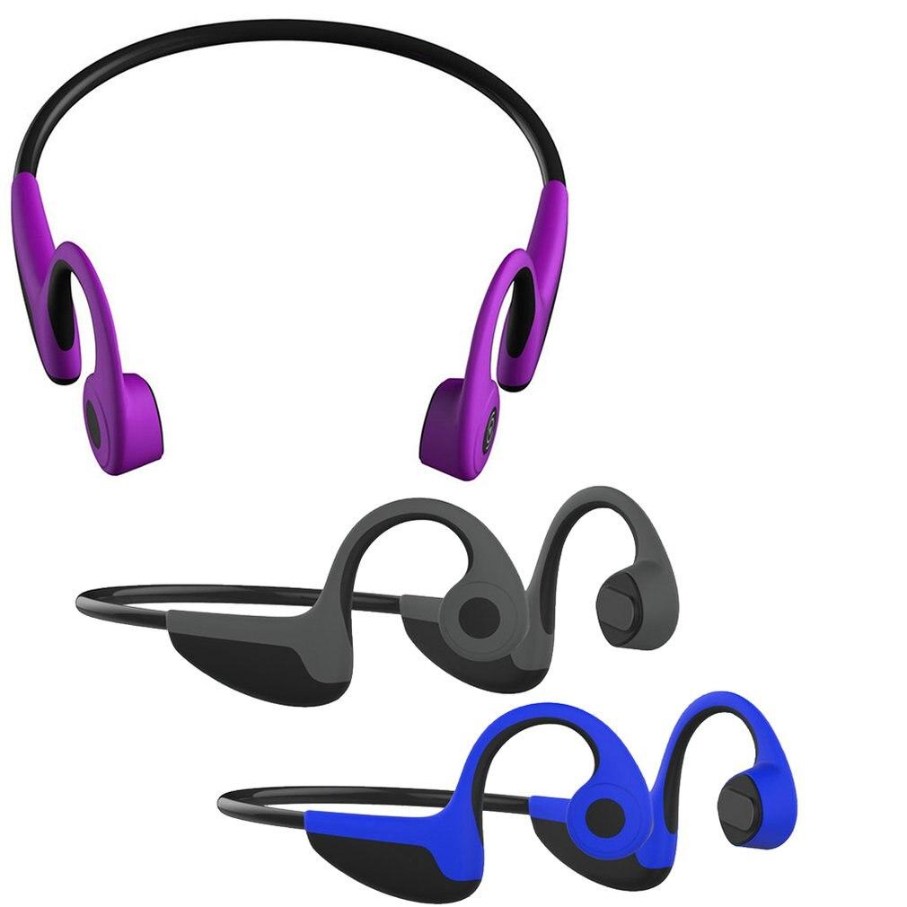 ONLENY Bluetooth 5.0 S. Wear Z8 casque sans fil écouteurs à Conduction osseuse casque de Sport en plein air Microphone casque mains libres