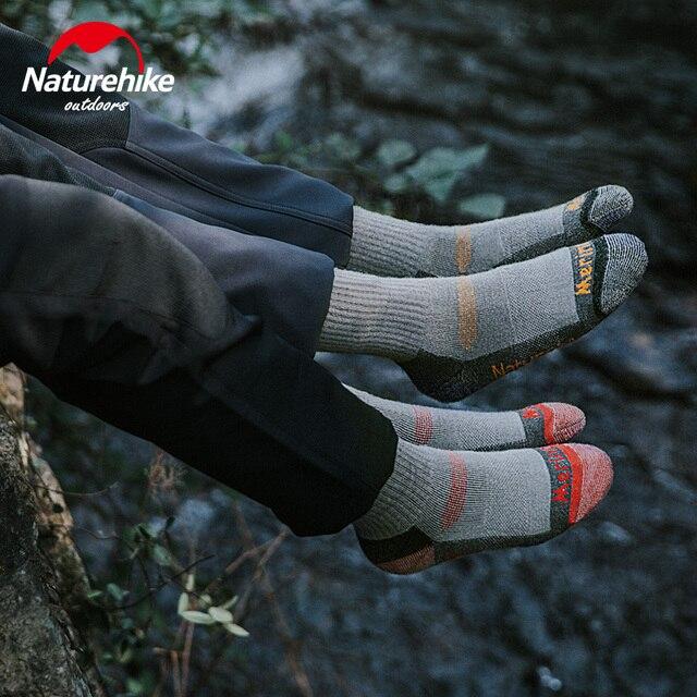 NatureHike Male wool socks Hiking 2